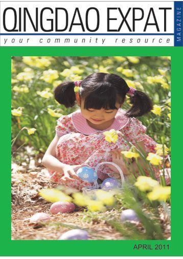 APRIL 2011 - Qingdao Expat Group