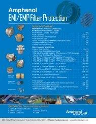 EMI Filter Transient - Amphenol Aerospace