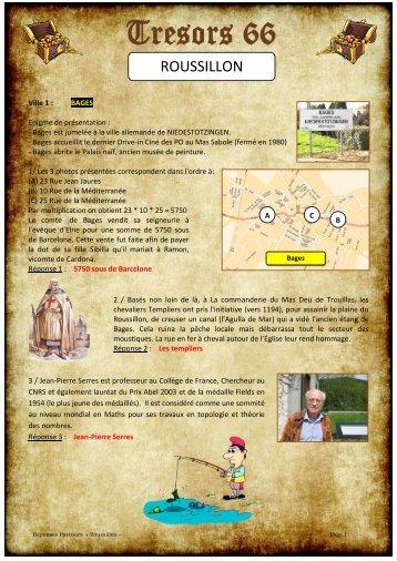 Roussillon - Tresors 66