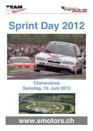 Gruppe 2 Samstag 16. Juni 2012 - Sägesser Motorsport