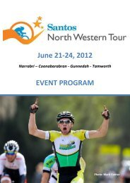 June 21-24, 2012 EVENT PROGRAM