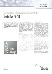 Escala Flex F3-715 - Bull