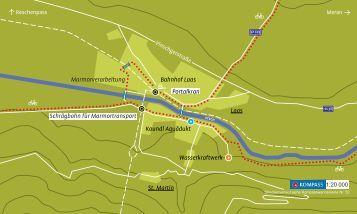 Laas-Bahnen