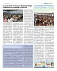 """""""Venimos trabajando mucho por la inclusión social y por ... - Ituzaingó - Page 5"""