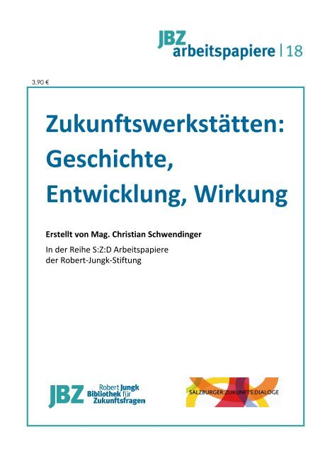 ENDTEXT JBZ AP 18 Schwendingern nlo - JBZ-Arbeitspapiere