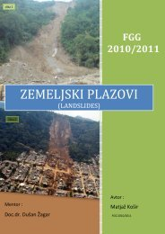 ZEMELJSKI PLAZOVI - Student Info