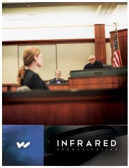 Infrared 12-Page Brochure - Low Res - Williams Sound