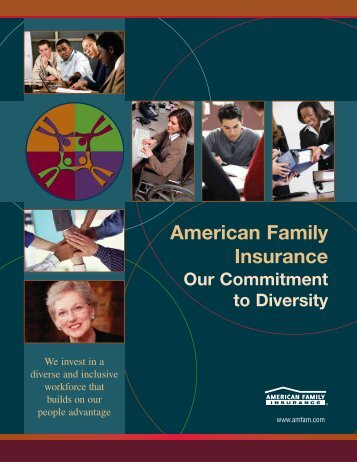 Our Strategic Diversity Plan - American Family Insurance