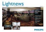 Lightnews Vol 15.pdf - Philips Lighting