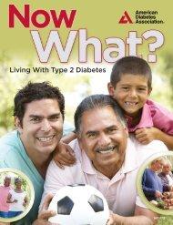 Living With Type 2 Diabetes - American Diabetes Association