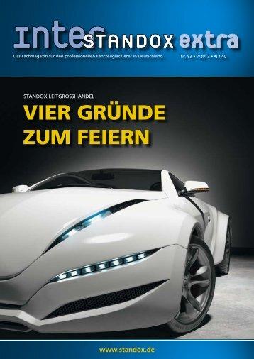 Webtipp - Standox GmbH