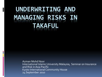underwriting-and-managing-risks-in-takaful