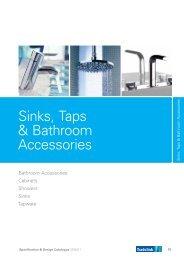 Sinks, Taps & Bathroom Accessories - Mico Design