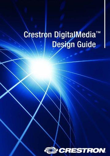 DigitalMedia™ planen & installieren - Crestron Home