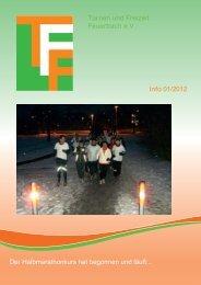 Ausgabe 1/2012 - TF Feuerbach