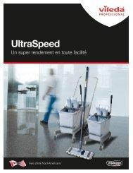 UltraSpeed - Vileda Professional