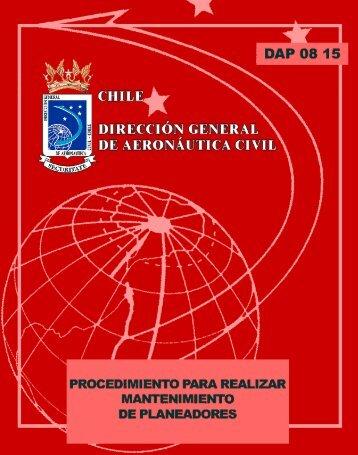 DAP - 08 15 - Dirección General de Aeronáutica Civil