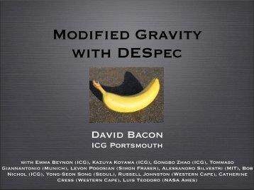 David Bacon