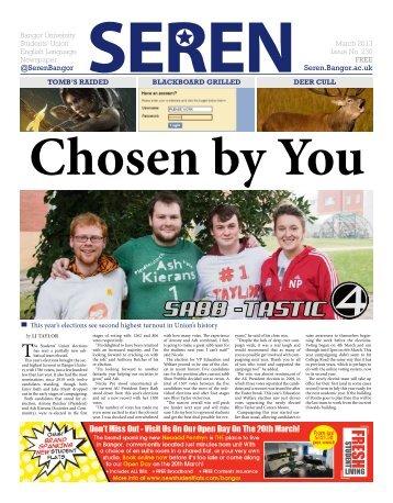 Click here to load - Seren - Bangor University