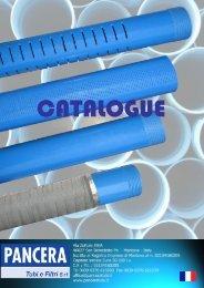 catalogo 2008 francese per download - pancera tubi e filtri srl