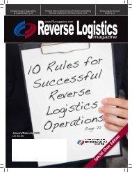Special Show Edition - Reverse Logistics Magazine
