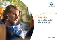 Intercity Le meilleur de deux mondes - Temsa.com