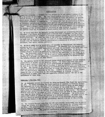 The second document - The Pat Finucane Centre