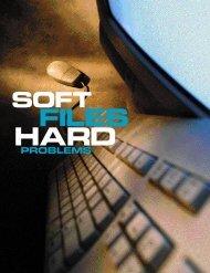 Soft Files, Hard Problems