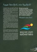 A Magyar Úszás Napjával kapcsolatos elképzeléseinket - Page 6