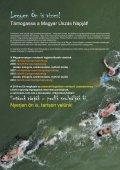 A Magyar Úszás Napjával kapcsolatos elképzeléseinket - Page 7