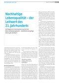 Apunto 6/2009 - Angestellte Schweiz - Seite 7