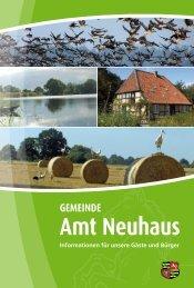 Gemeinde Amt Neuhaus - Inixmedia