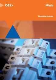 Modular devices