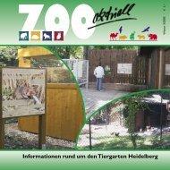 danken wir herzlich - Tiergartenfreunde Heidelberg eV