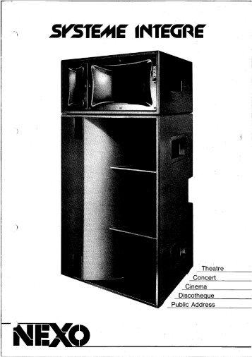 nexo geo s8 pdf