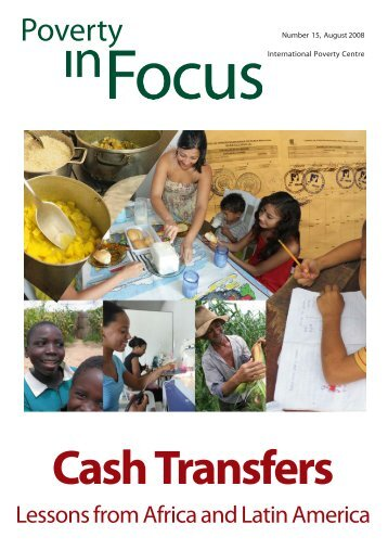 Cash Transfers – Lessons from Africa and Latin America