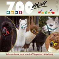 Echt stark - Tiergartenfreunde Heidelberg eV