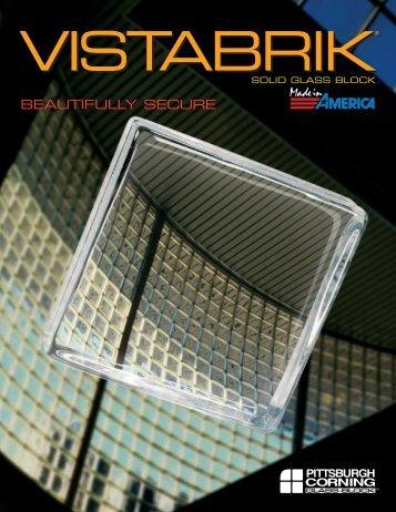 Vista Brick - Sierra Glass Block