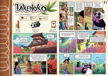 TAKENOKO - livret - FR