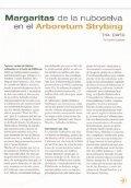 Margaritas de la nuboselva en el Arboretum Strybing - Page 2