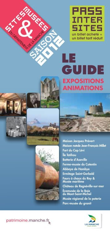 LE GUIDE - CRDP Basse-Normandie