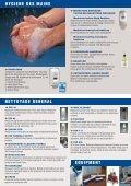 HORECA COLLECTIVITES Nettoyer, désinfecter ... - zepindustries.eu - Page 2