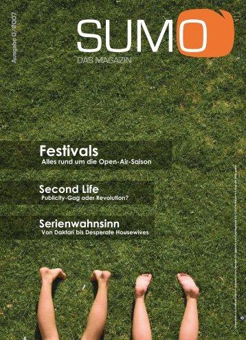 Festivals - SUMO