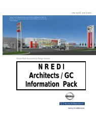 N R E D I Architects / GC Information Pack - Pro Construction, Inc.