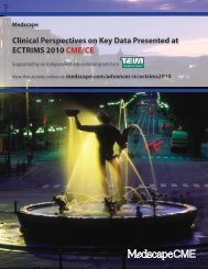 Clinical Perspectives on Key Data Presented at ... - Medscape