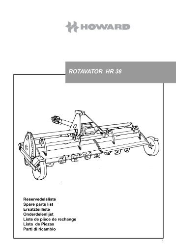 Rotavator Magazines