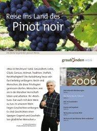 Reise ins Land des - Wein Fläsch