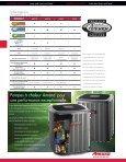 brochure de gamme de produits résidentiels - Amana HAC - Page 6