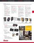 brochure de gamme de produits résidentiels - Amana HAC - Page 7