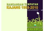 isikandungan rancangan tempatan kajang 1998 - JPBD Selangor
